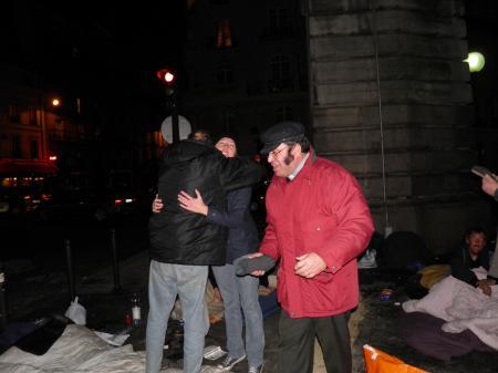 Maraude du 23 Février 2012