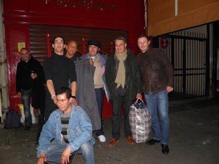 Maraude du 23 Octobre 2012