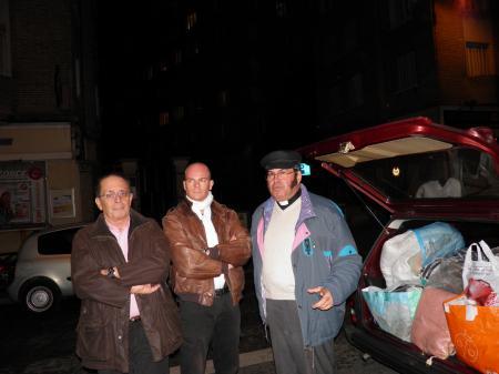 Maraude du 25 Octobre 2011