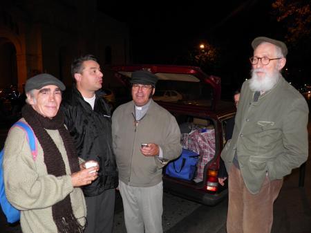 Ulysse, Cyril, Jean.... et le Pasteur