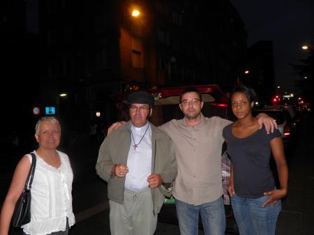 Pré-maraude du 25 août 2011