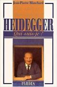 """Qui suis-je?"" Heidegger"