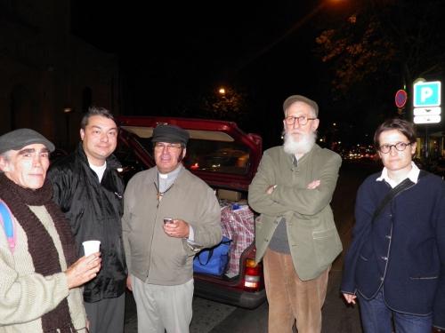 Le Pasteur et son équipe.JPG